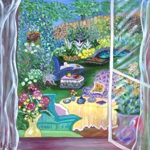 Joy | Painting by Sandy Jones
